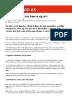 Ulve med skab kan kurere sig selv / Mogens Trolle, Videnskab.dk