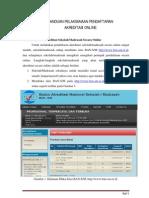 Panduan Pendaftaran Online NUPTK