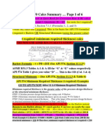 7 - 570 Calcs Summary 6 Pgs