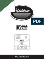Waldman Manual Pedal Bassvoice Bv1fx