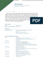 Currículo do Sistema de Currículos Lattes (Luis Roberto Barroso)
