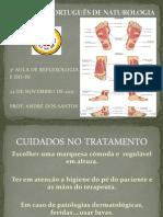 3ª Aula de Reflexologia 2011-2012