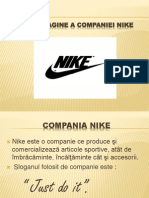 85095066 Criza de Imagine a Companiei Nike