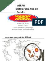 Asean - Un Ansamblu Economic Regional Extraeuropean