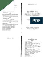 Mário Ferreira dos Santos - Teoria do Conhecimento