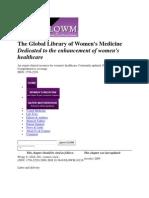 Anesthesia n Analgesia in obstetrics