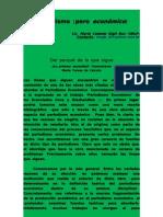 Ciencia Política, Tercero en Discordia (Revista Question Nº 15, ISSN 1669-6581)