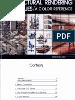 [Architecture eBook] Architectural Rendering Techniques