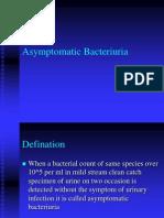 Asymptomatic Bacteriuria.pptx