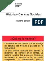 Historia y Ciencias Sociales primer ciclo sábado