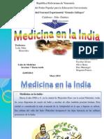 Medicina en La India