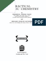 Mann, Saunders -  Practical organic chemistry.pdf
