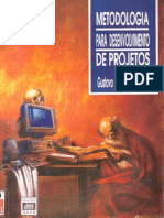 Metodologia para desenvolvimento de projeto