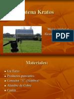 Antena Kratos4912