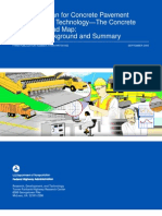 Concrete Pavement Roadmap-Vol 1