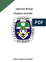 Rangkuman Biologi Kingdom animalia