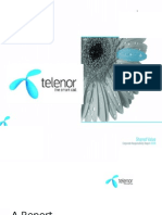 Telenor Company Analysis