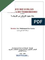 O QUE DIZ O ISLÃO ACERCA DO TERRORISMO
