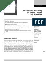 Sports Marketing Chapter 8