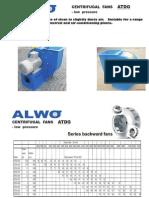 148-Ventilatoare ATDG- Pentru Transport Gaze