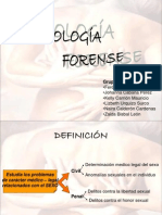 Sexologia Forense