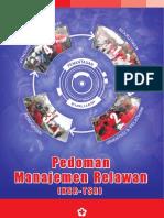 Manajemen Relawan PMI
