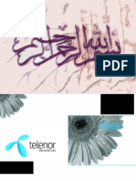 Final Presentation Telenor