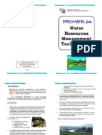 Water Resources Management Technologies