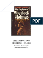 The Exploits of Sherlock Holmes