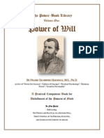 Power of Will by Frank Channing Haddock Phd