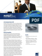 SkyEdge II Extend Brochure 2013-02-19