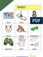 bingo+M+P