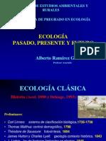 Ecologia Pasado Presente Futuro Alberto Ramirez