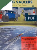 Flying Saucers - December 1958