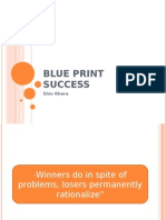 Blue Print Success by Shiv Khera