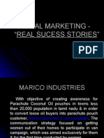 Rural marketing sucess stories