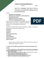 Examen de Gestion Empresarial i i Resuelto