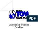 Cab Rest Ant Electrico 2009