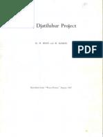 Djuanda Dam Indonesia