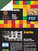 Ceramica en Argentina