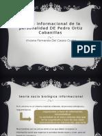Teoría informacional de la personalidad DE Pedro Ortiz