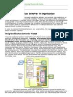 Individual Behavior in Organization 120101033647 Phpapp01