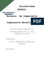 Investigacion Electronic A