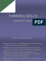 Euw322 Thinking Skill 2010