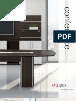 Artopex Classic Conference Brochure