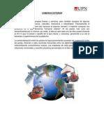 exportacion e importación