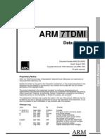 ARM Datasheet