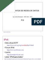 FRD 2013 IPv6