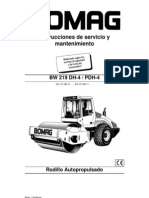 Mantenimiento BW219DH-4