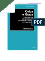 Paul Tournier Culpa e Graca